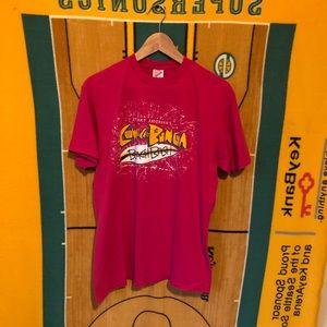 Cow A Bonga VTG Stewart Anderson Beach Surf Shirt